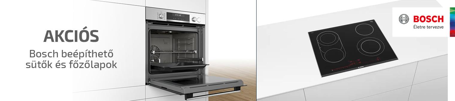 Bosch beépíthető konyhai gépek