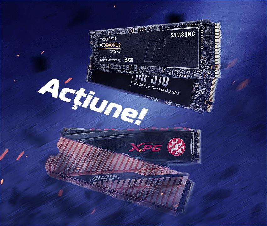 SSD Acțiune!