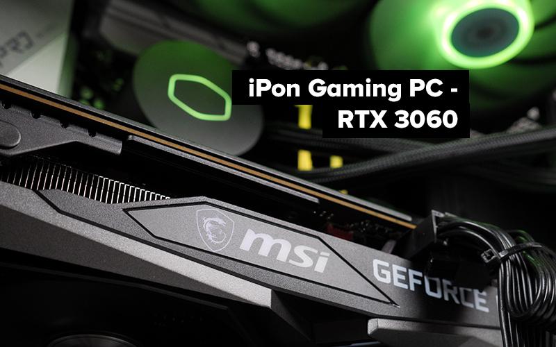 RTX 3060 PC