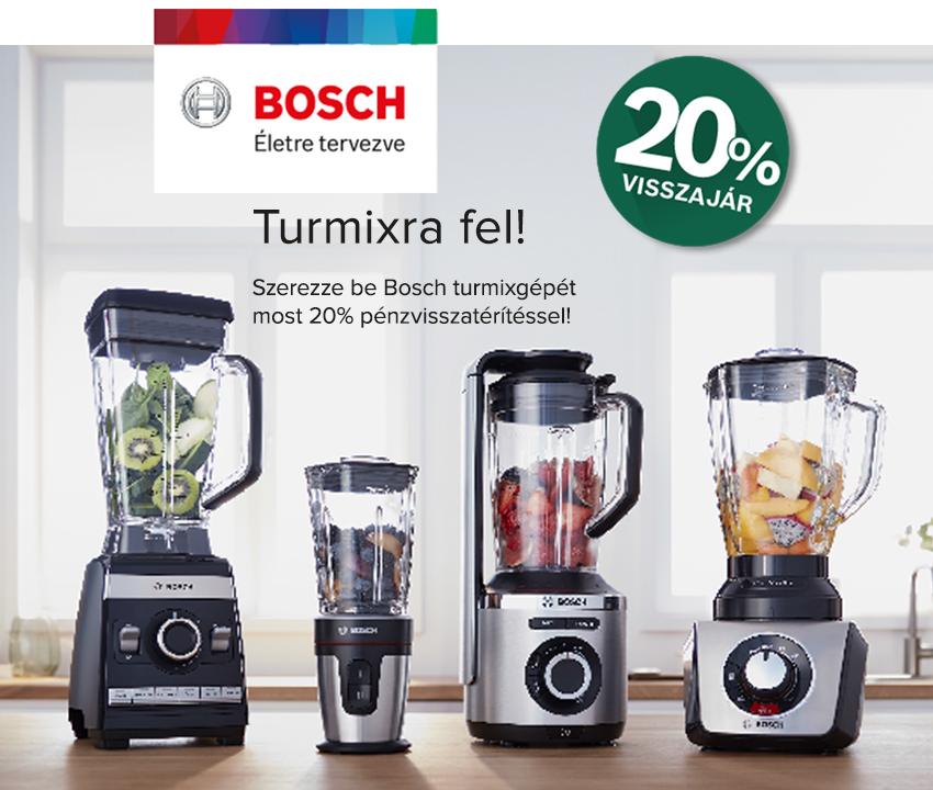 Bosch - Turmixra fel!