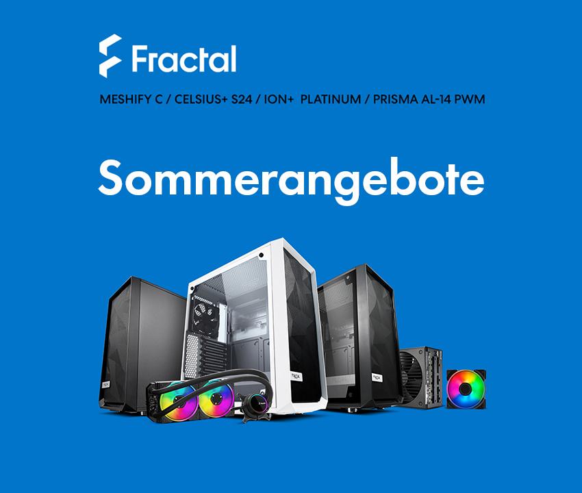 Fractal Sommerangebote