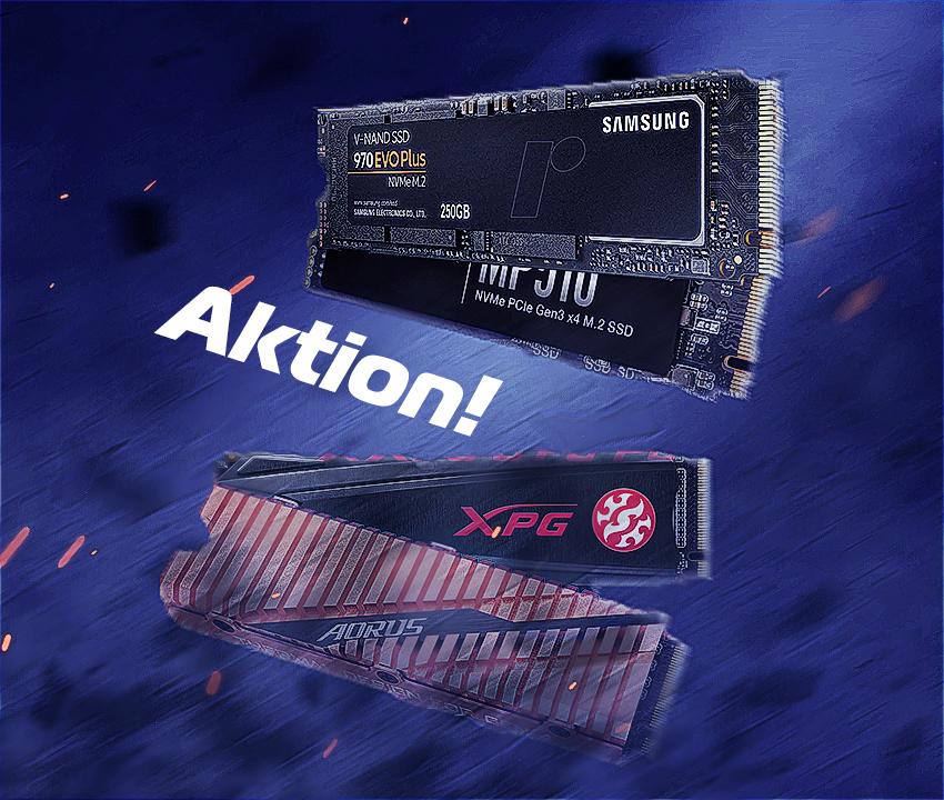 SSD Aktion!