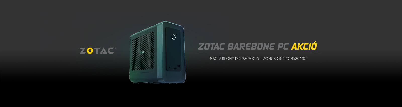 ZOTAC ZBOX Magnus One!