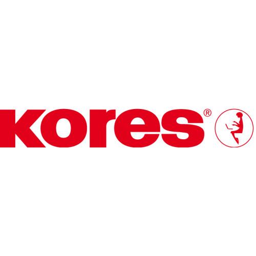 KORES Alkoholos marker 3-5mm kúpos K-Marker türkizkék
