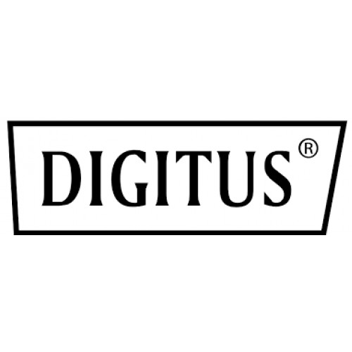 DIGITUS Audio Headset Extension Cable 3.5 mm stereo (4-Pin) 2m