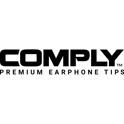 COMPLY Professional memóriahab fülilleszték méretsor Fekete