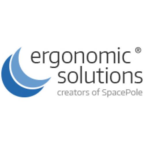 ERGONOMIC SOLUTIONS SPMC114-CASE-02 M-CASE FOR VERIFONE E285 BLACK SPARE PART