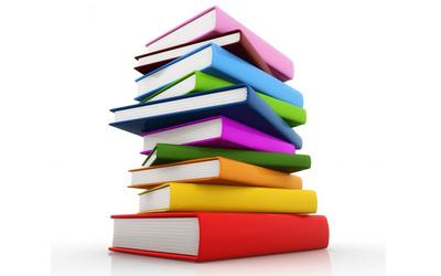 Bücher, Kinderspielzeuge, Schulmaterialien