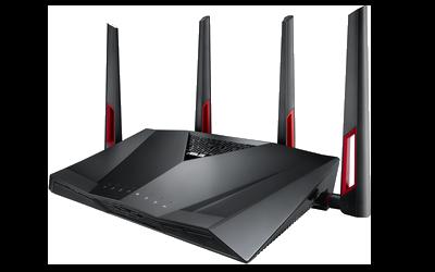 Netzwerk, Server, Sicherheitstechnik