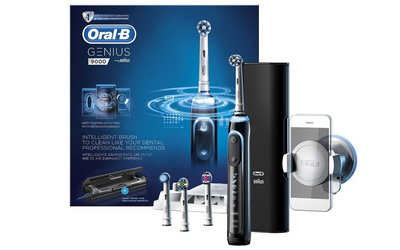 Elektrische Zahnbürste, Munddusche