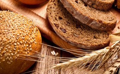 Backwaren, Brote, Süßwaren
