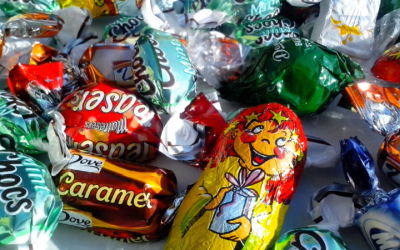 Sweets, chocolate, snack