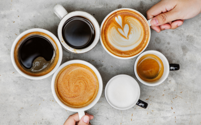 Cofee, cocoa